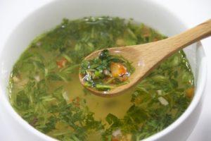香草スープ